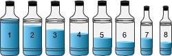 Water Bottle Xylophone 11